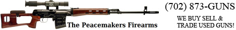 The Peacemakers Firearms