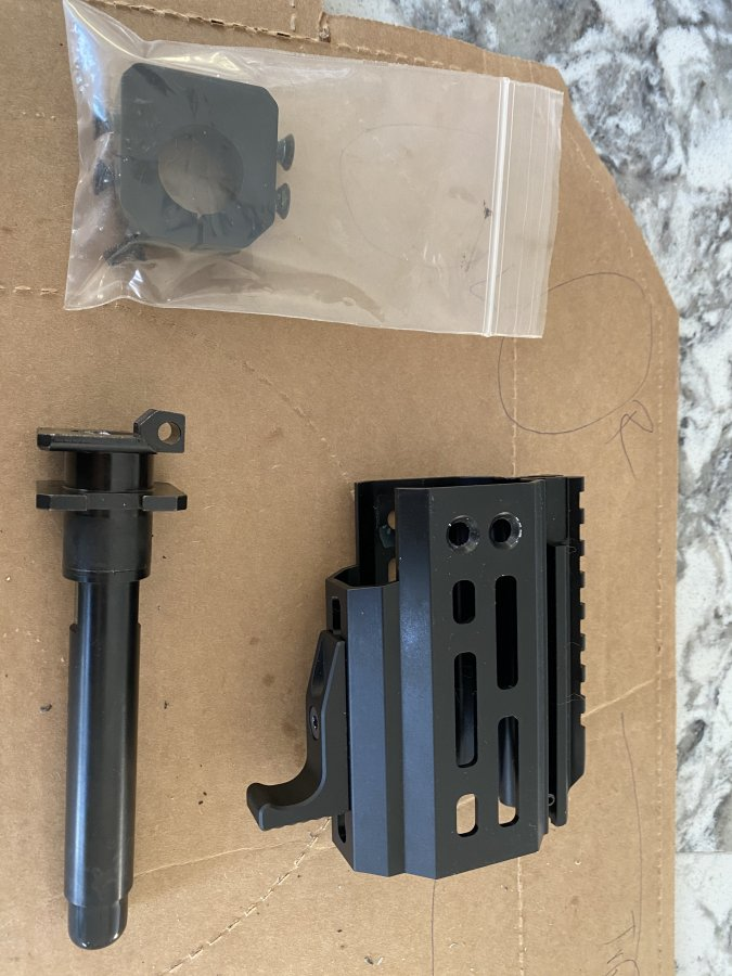 WTS - SOLD PLS CLOSE   Nevada Shooters